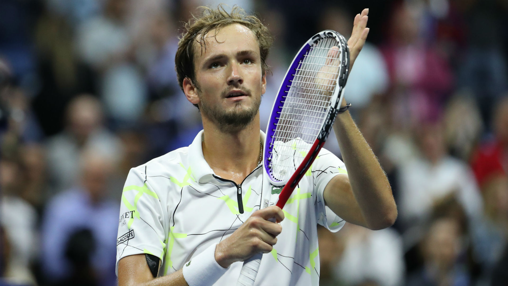 US Open 2019: Daniil Medvedev 'knows how to prepare' for Rafael Nadal rematch