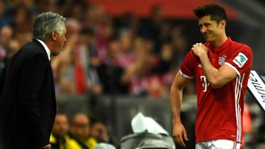 Ancelotti Lewandowski - cropped
