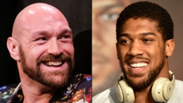 Tyson Fury and Anthony Joshua could yet meet even if the latter is not a champion