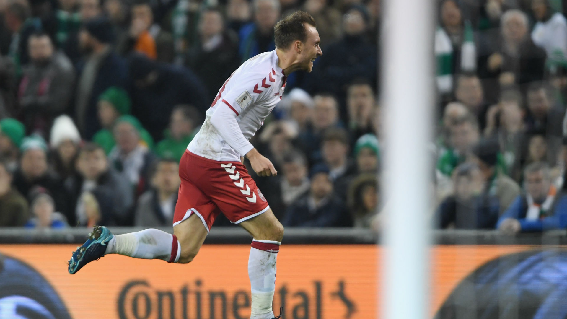 Martin O'Neill commends players after Denmark defeat