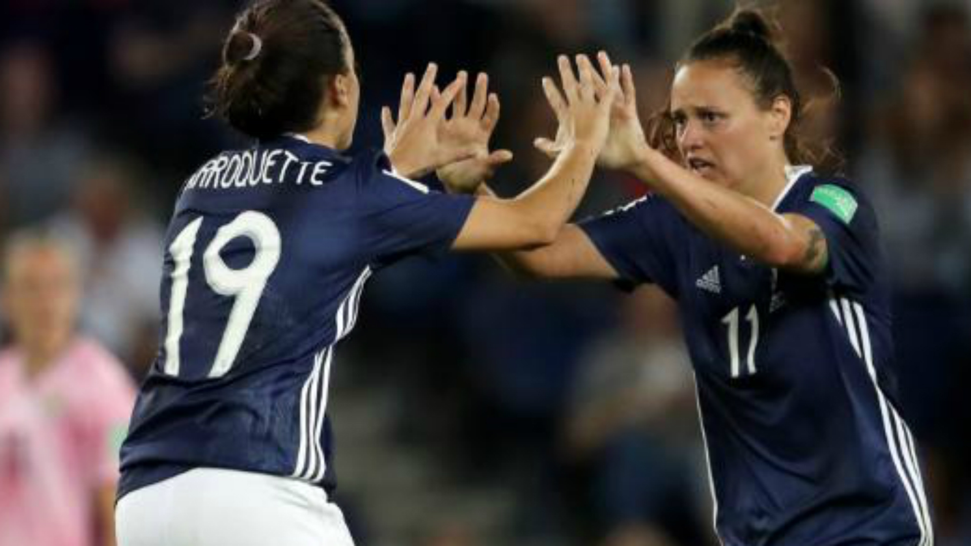 Women's World Cup 2019: Argentina's sensational comeback knocks out Scotland