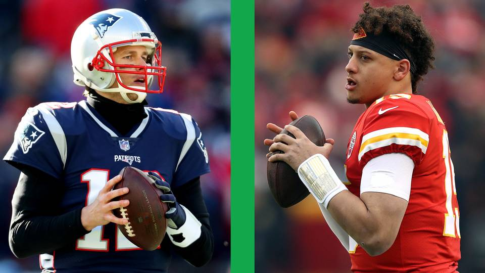 Patrick Mahomes reveals what Tom Brady told him after AFC championship game
