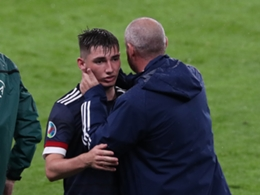 Billy Gilmour is missing for Scotland's huge clash against Croatia