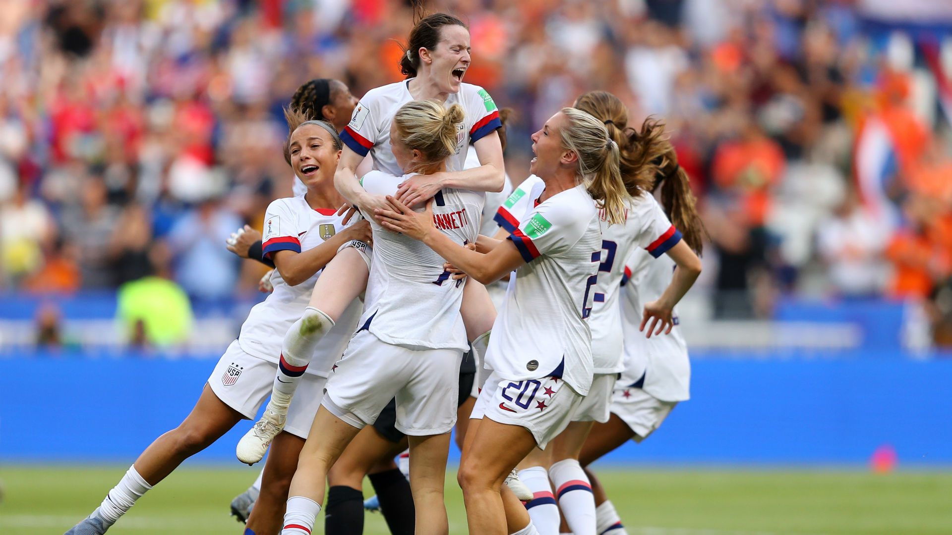 Women's World Cup 2019: 3 reasons why USWNT won fourth title