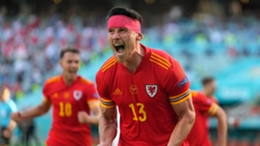 Kieffer Moore and Wales face a tough task in the Czech Republic tonight