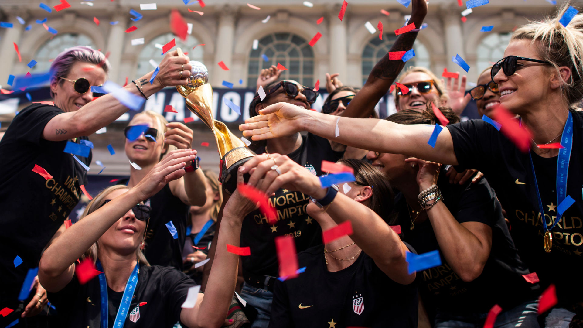 Secret deodorant gifts USWNT $529K after World Cup win