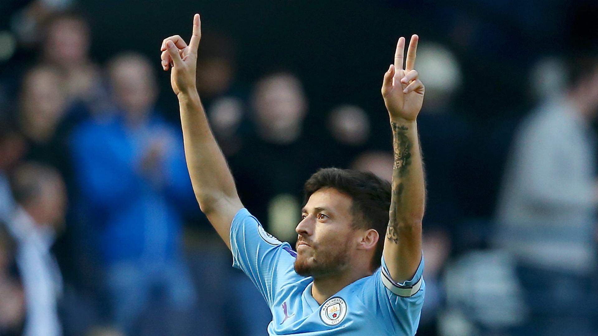 Manchester City sets club top-flight record with 8-0 Watford thrashing