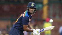 India's Mayank Agarwal played a big innings for Punjab Kings