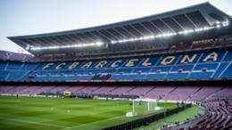Barcelona's Camp Nou home