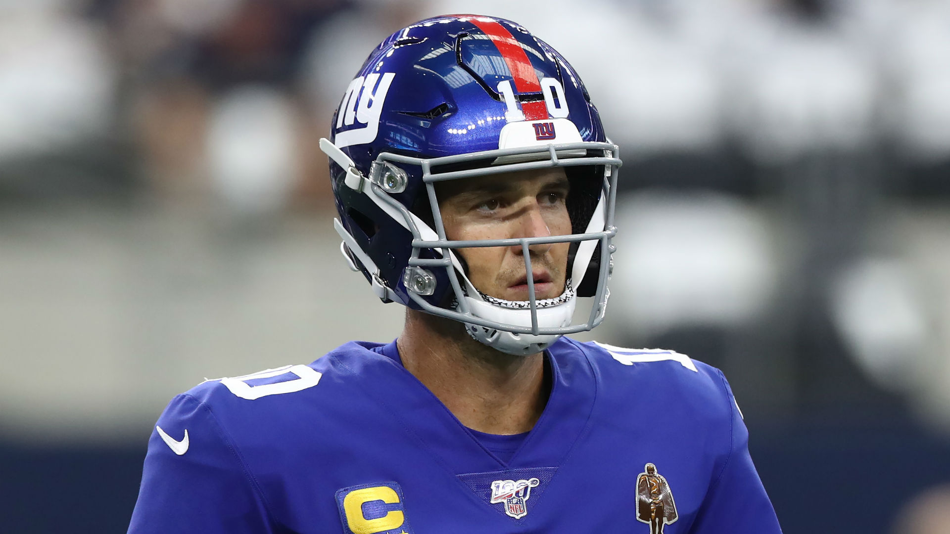Giants QB Eli Manning reacts to getting benched: 'I'm not dying and the season is not over'