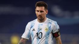 Argentina talisman Lionel Messi