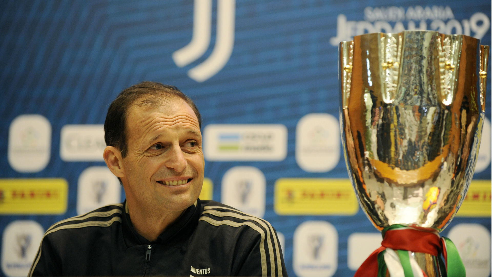 That's why he signed him! Allegri hails Supercoppa match-winner Ronaldo
