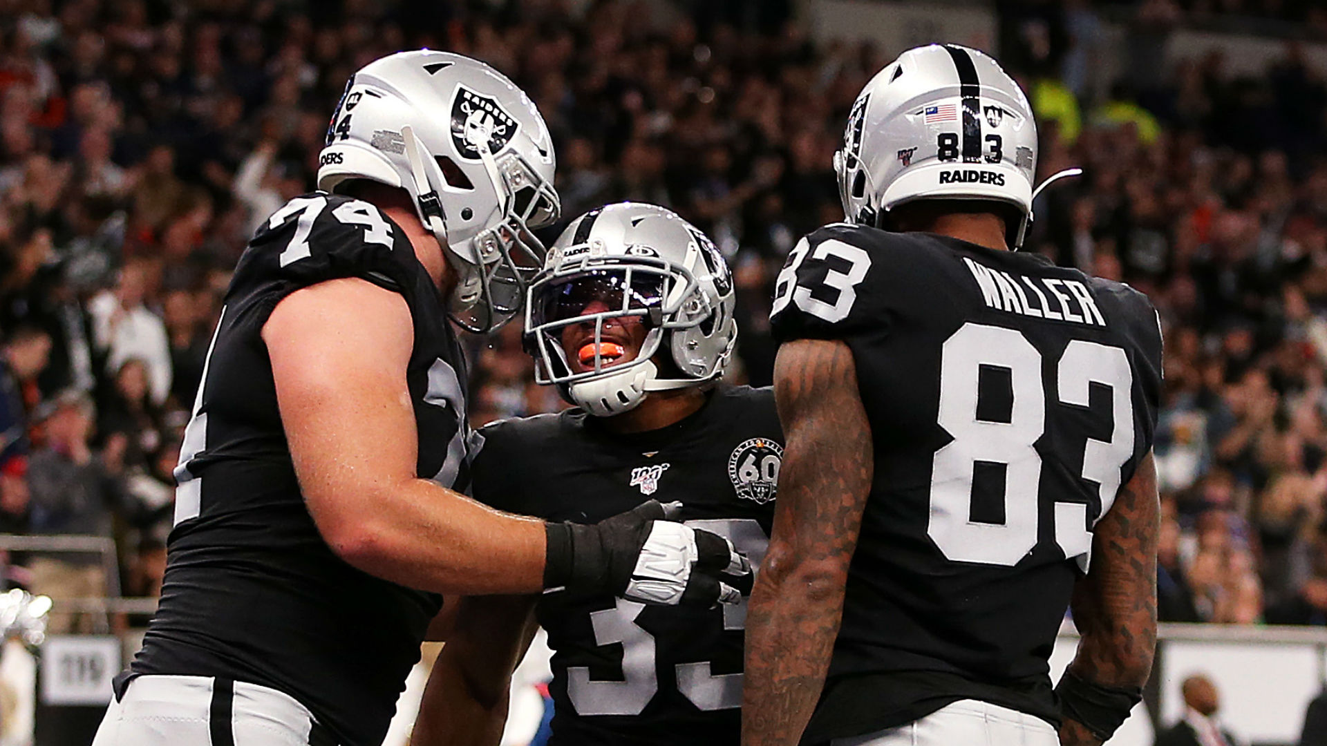 Khalil Mack's talk inspired Raiders to win, says Richie Incognito