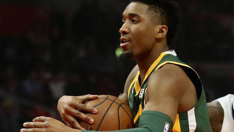 NBA wrap: Hawks hold off Jazz despite Donovan Mitchell's game-high 34 points