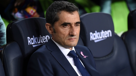 Valverde not worried about extending Barcelona contract