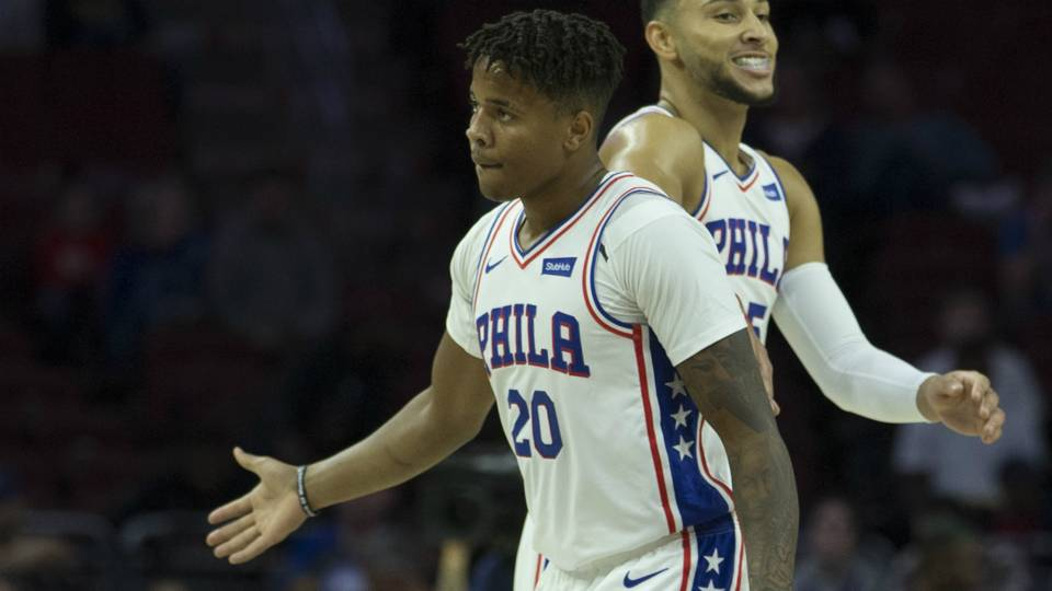 Markelle Fultz to start for 76ers as Brett Brown eyes NBA Finals