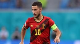 Belgium playmaker Eden Hazard