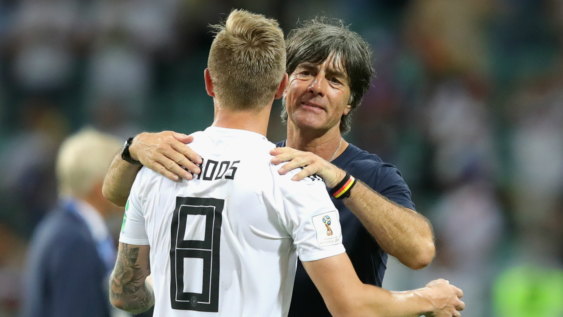 Image result for 'Maybe he wanted the job' – Kroos defends Low after Ballack criticism