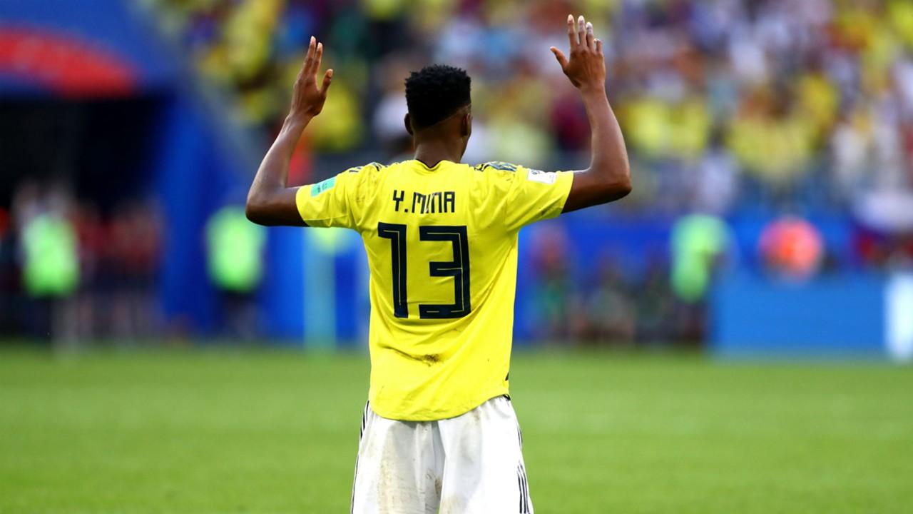 Transfer news: Yerry Mina wants to make Barcelona history after ...