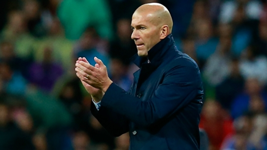 Zidane frustrated by red card in otherwise comfortable Madrid win