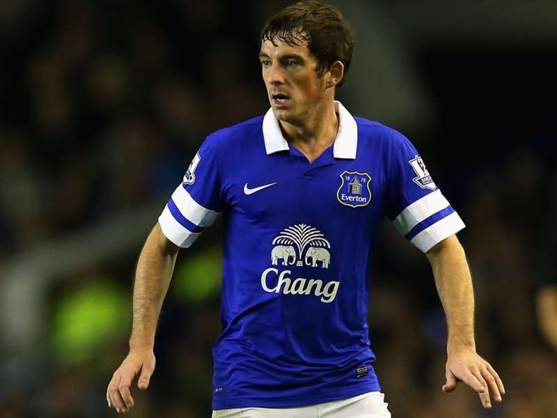 Baines 'delighted' with new Everton contract