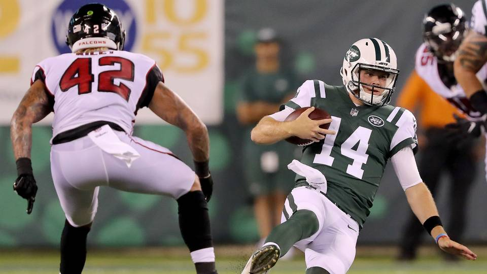 NFL rookie recap: Jets quarterback Sam Darnold shines in preseason debut