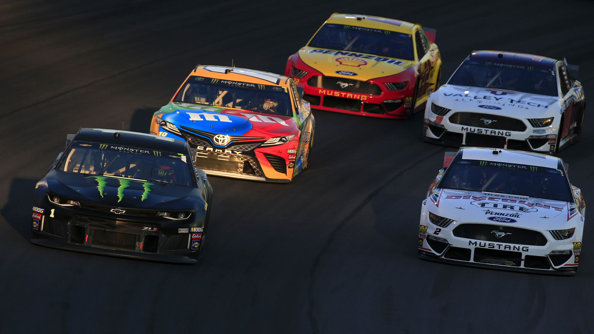 NASCAR standings 2019: Updated points for Cup Series playoffs after the Quaker State 400