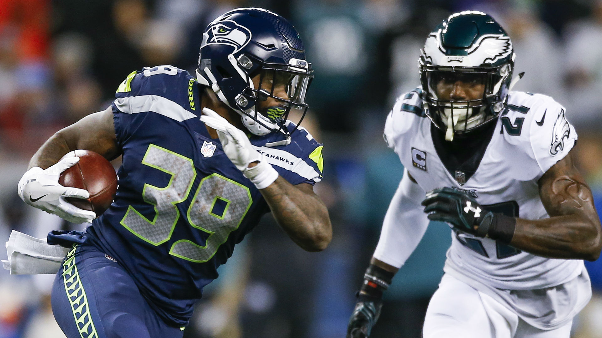 Three takeaways from Seahawks' win over Eagles