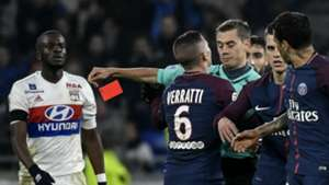 Marco Verratti and Clement Turpin