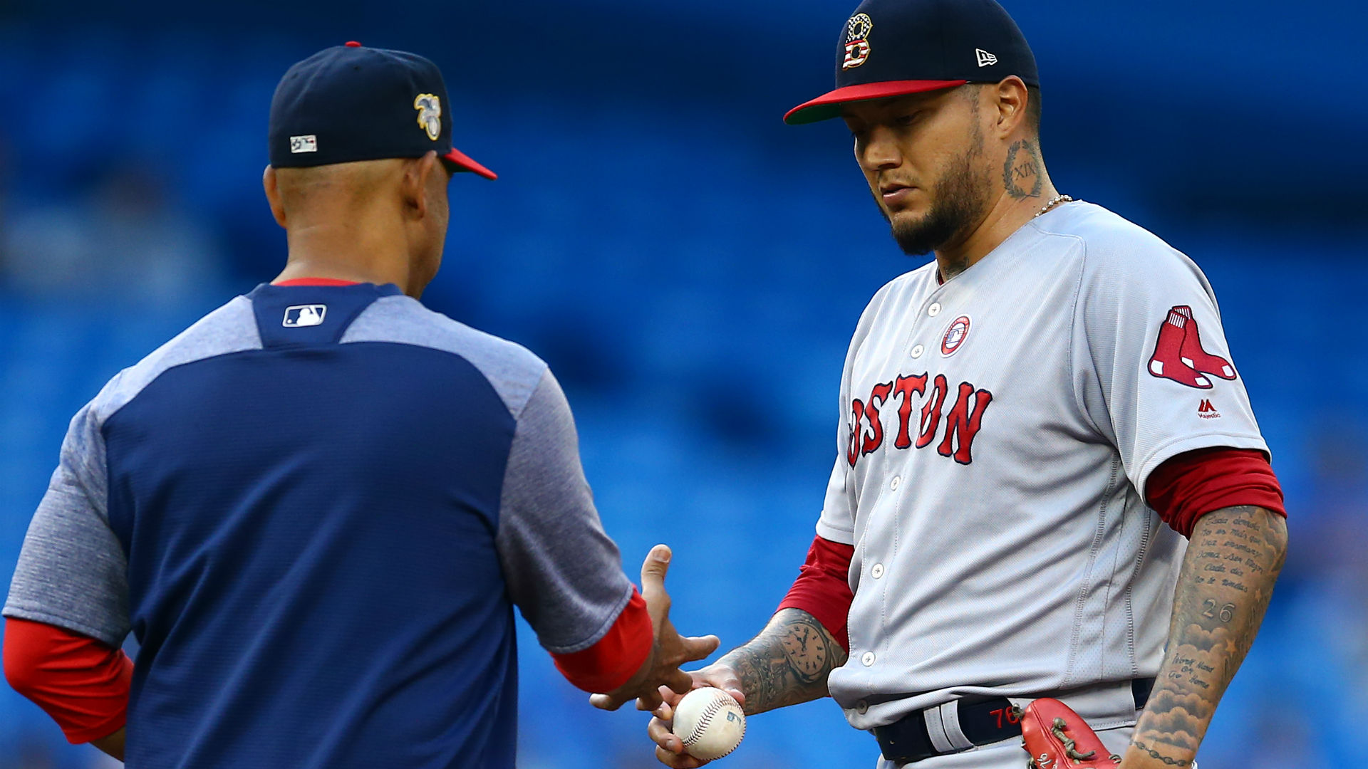 Red Sox Unhappy With Rotation, Team President Weighs In