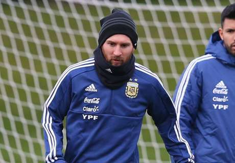 Messi: I've had hamstring injury for some time