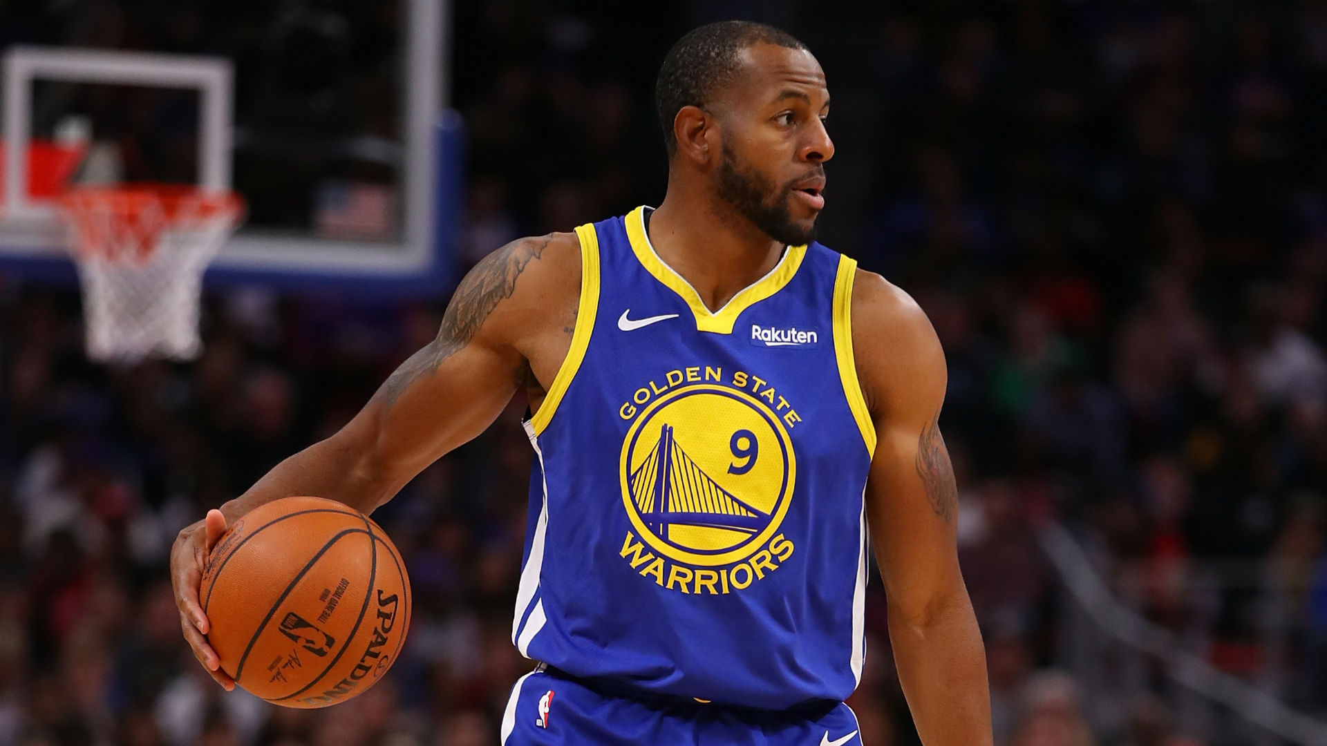 Grizzlies refuse to buy out Andre Iguodala's contract, want him at camp, report says