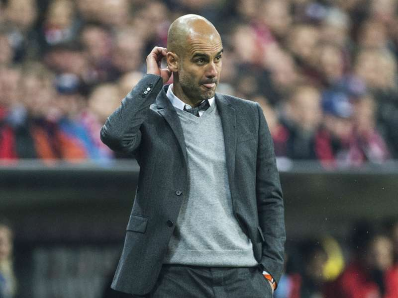 Guardiola: Dressing-room mole is Bayern's problem, not mine