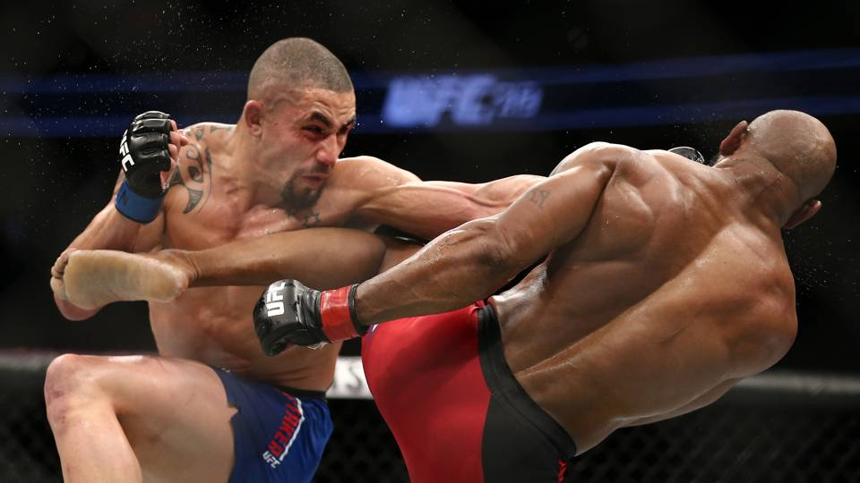 UFC 225 results: Robert Whittaker retains middleweight belt; Colby Covington wins interim title