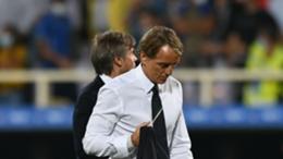 Italy boss Roberto Mancini