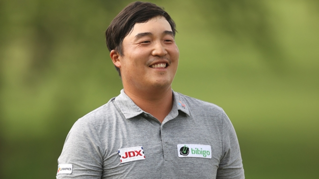 AT&T Byron Nelson winner Lee Kyoung-hoon