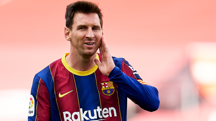 Lionel Messi will sign a new two-year contract at Barcelona