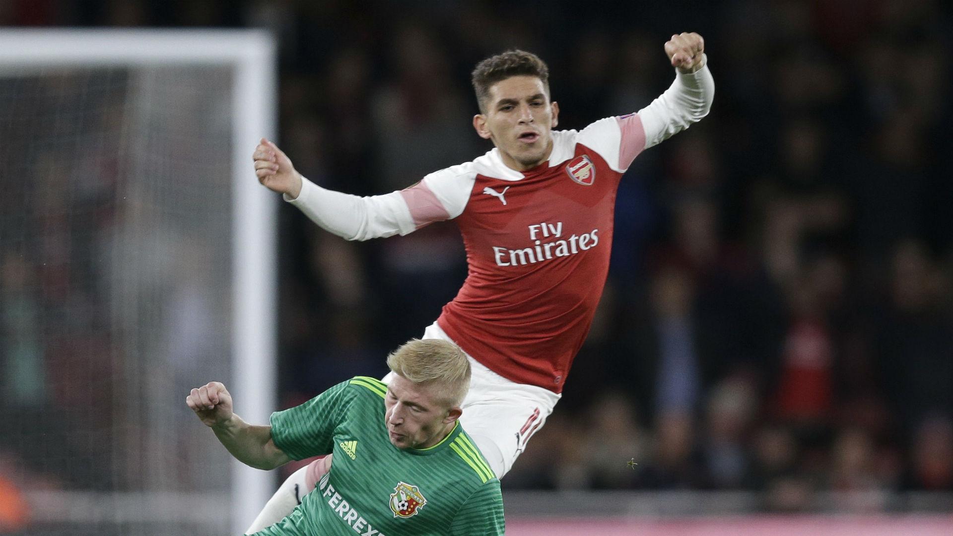 Unai Emery demands improvement from Arsenal players