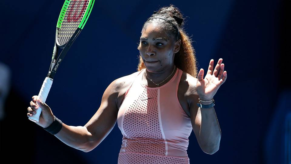 Serena Williams wins, but U.S. loses in Hopman Cup