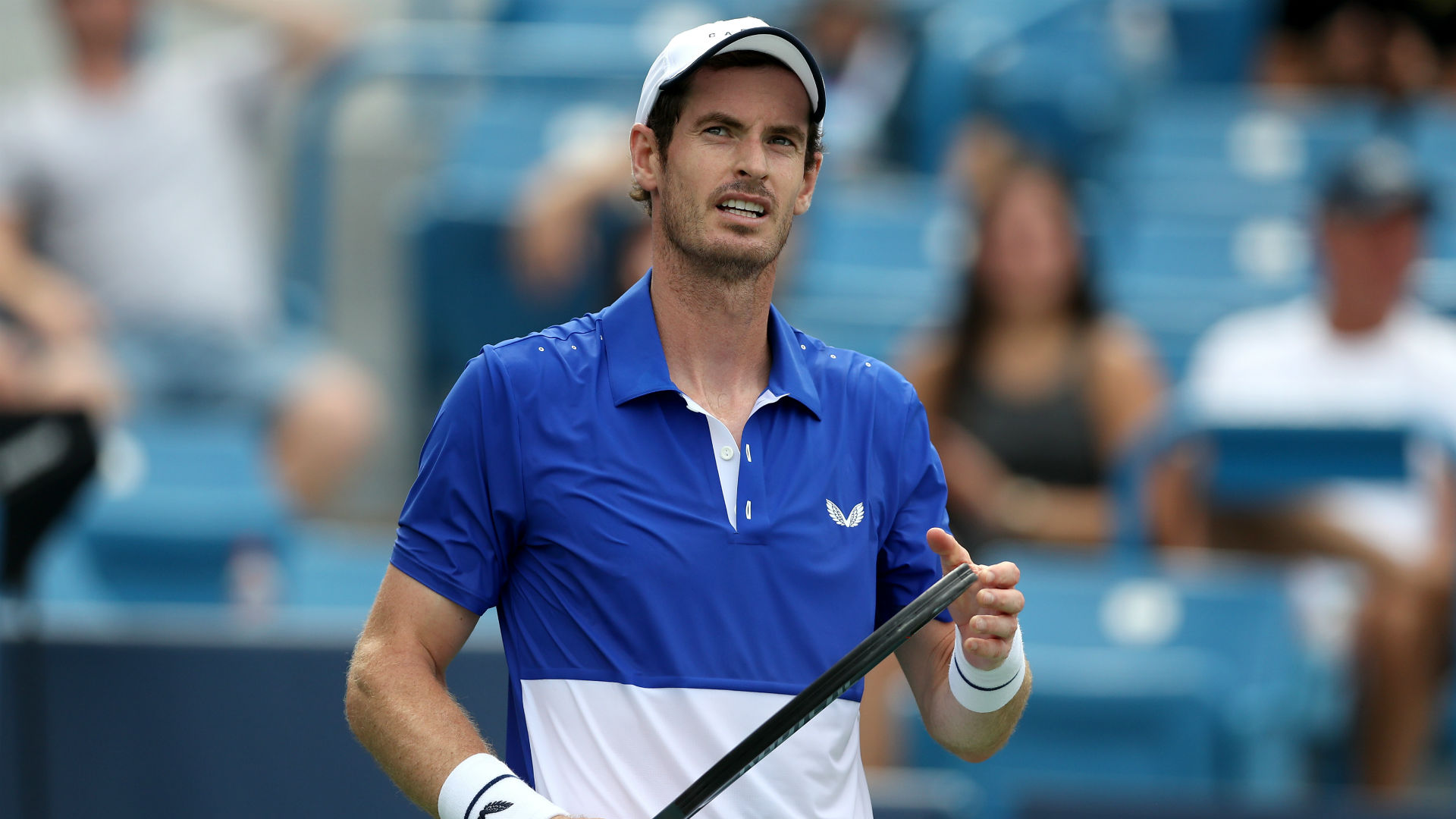 Andy Murray to skip U.S. Open singles