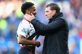 RaheemSterlingandBrendanRodgers