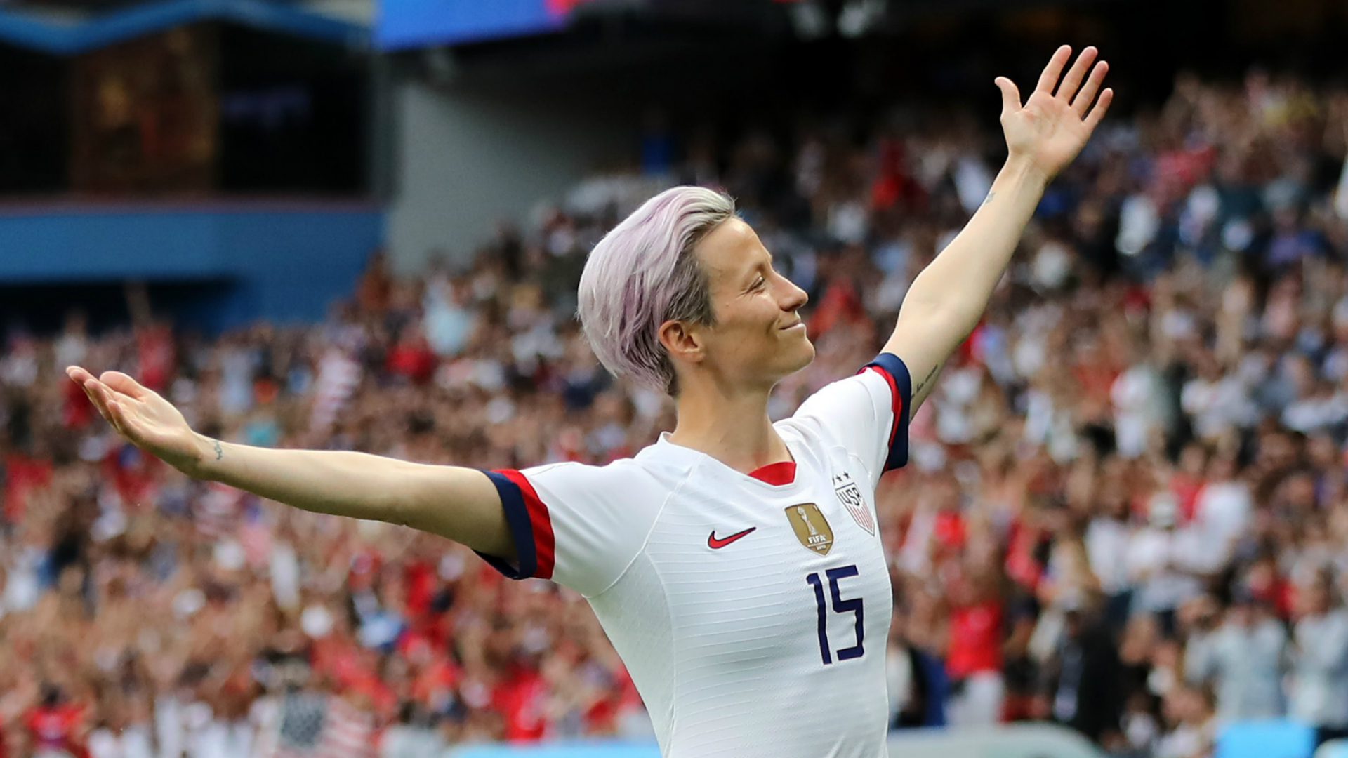 Women's World Cup 2019: Megan Rapinoe leads U.S. to knock out France