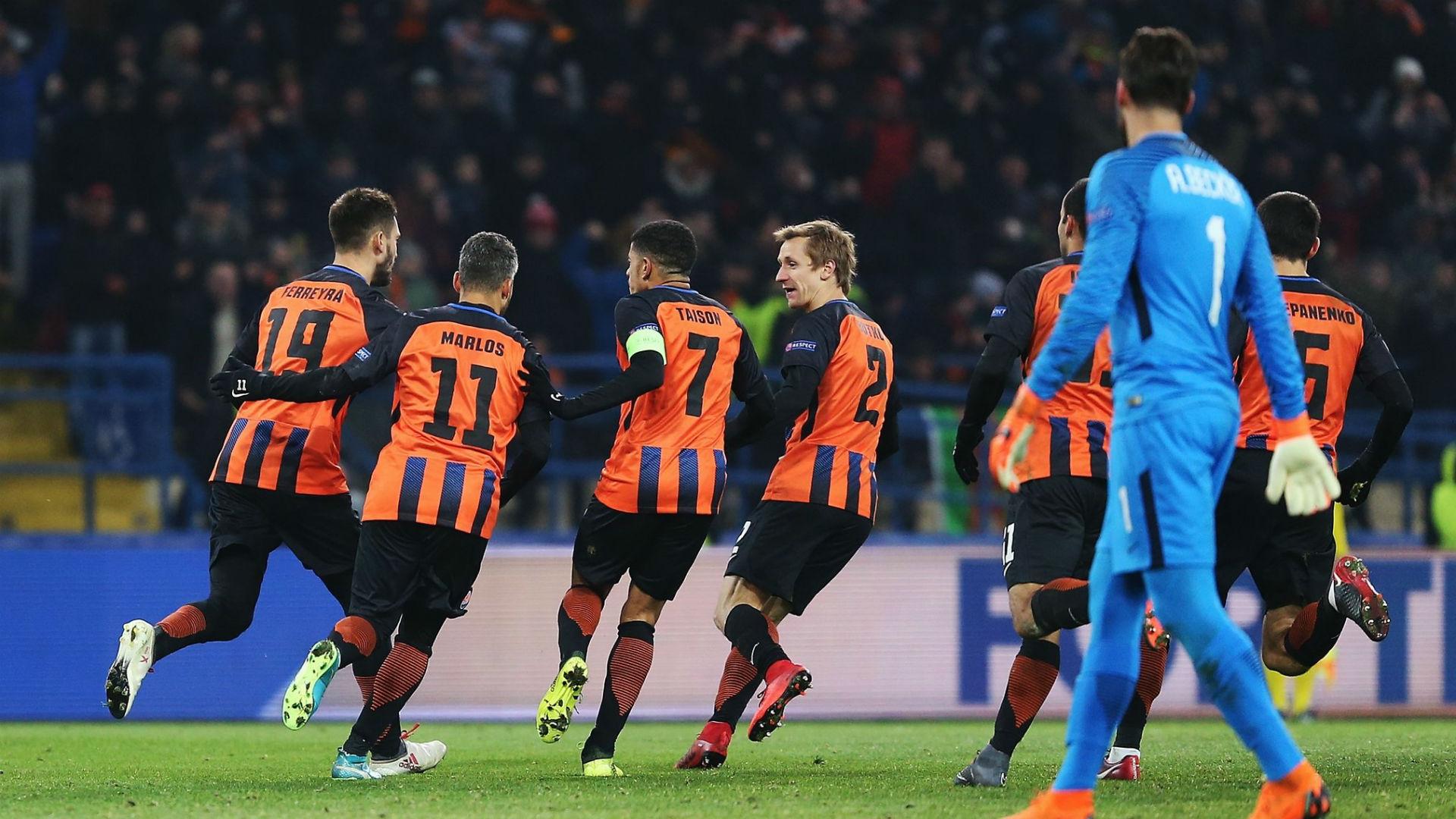 Roma bank on Cengiz vs Shakhtar