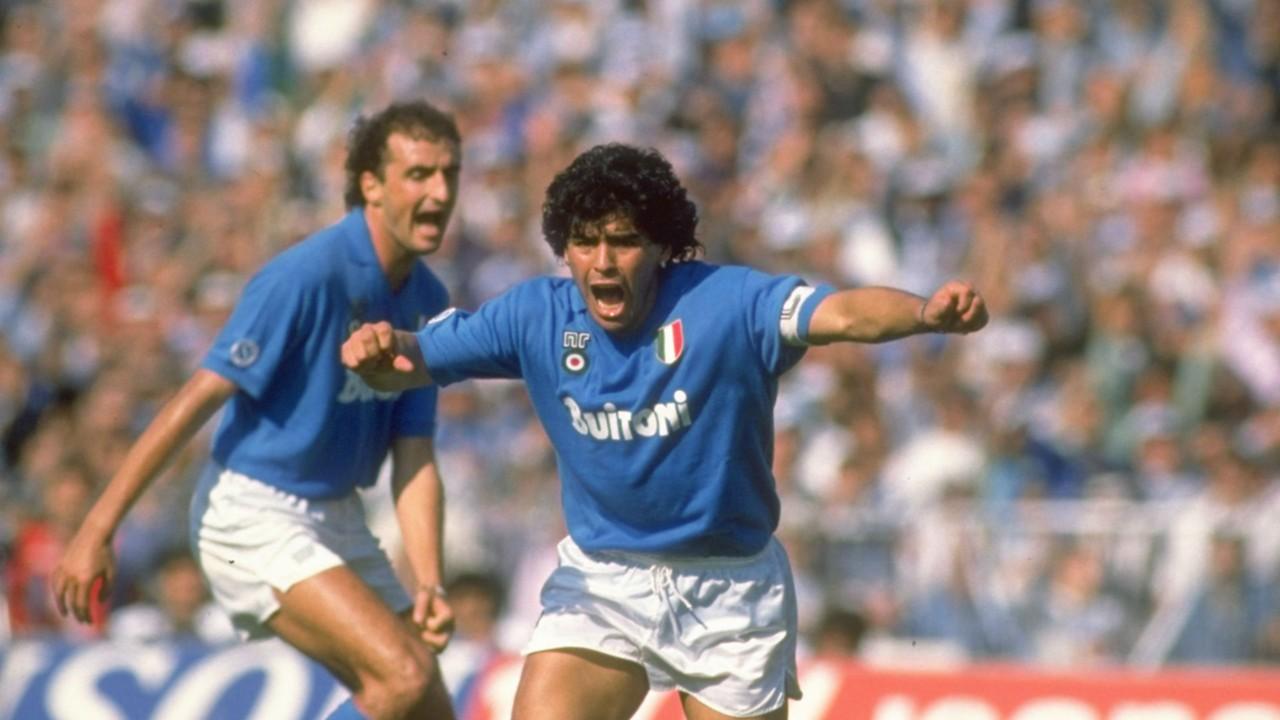 D Maradona News & Profile Page 1 of 2