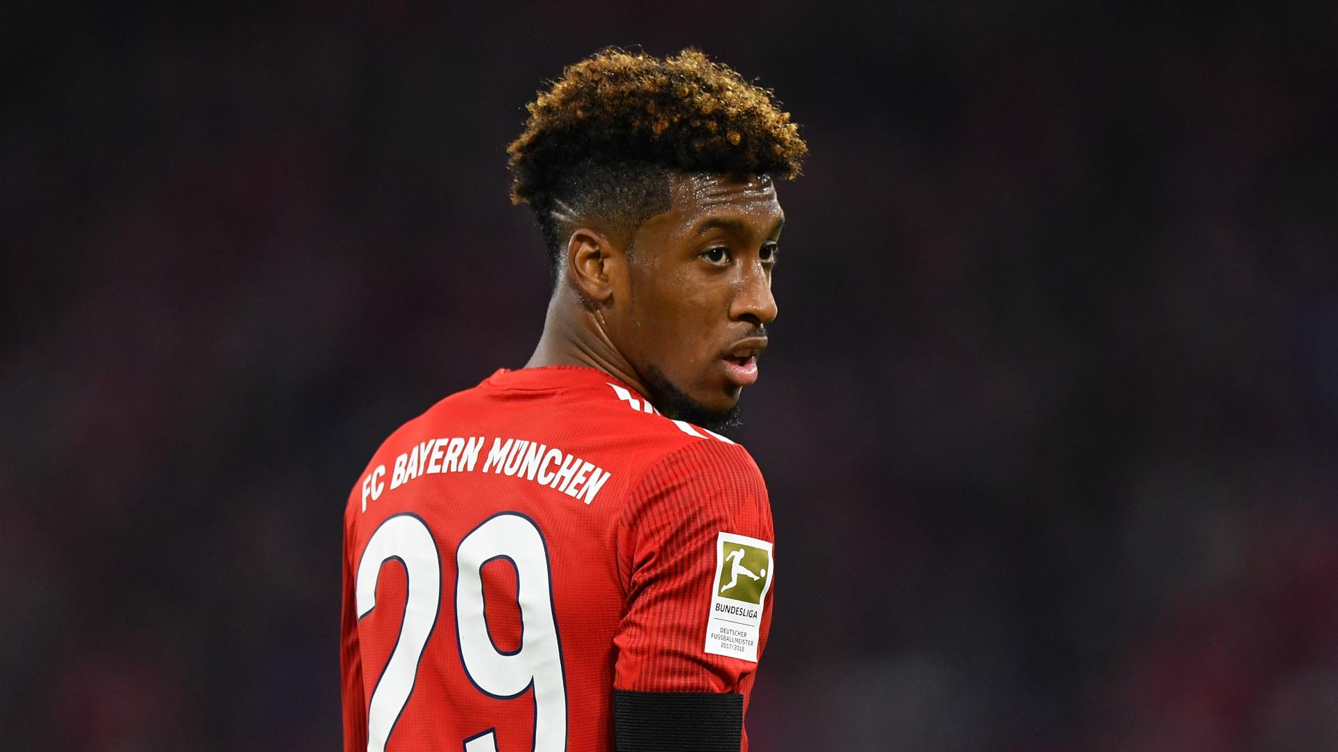 super popular 9a3f0 cef3b Liverpool vs Bayern Munich: Kingsley Coman restricted to ...