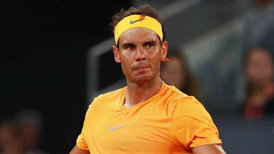 50 and out: Rafael Nadal finally loses a set on clay