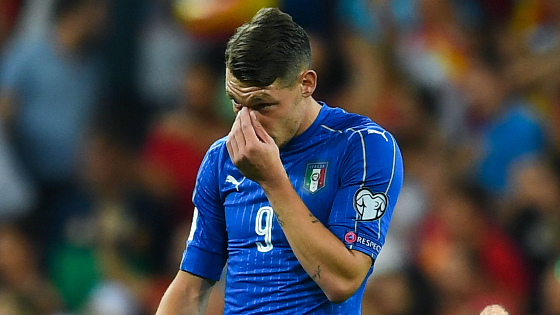 Spain-Italy 2-0  Confirmed lineups and live commentary — Wc qualifiers