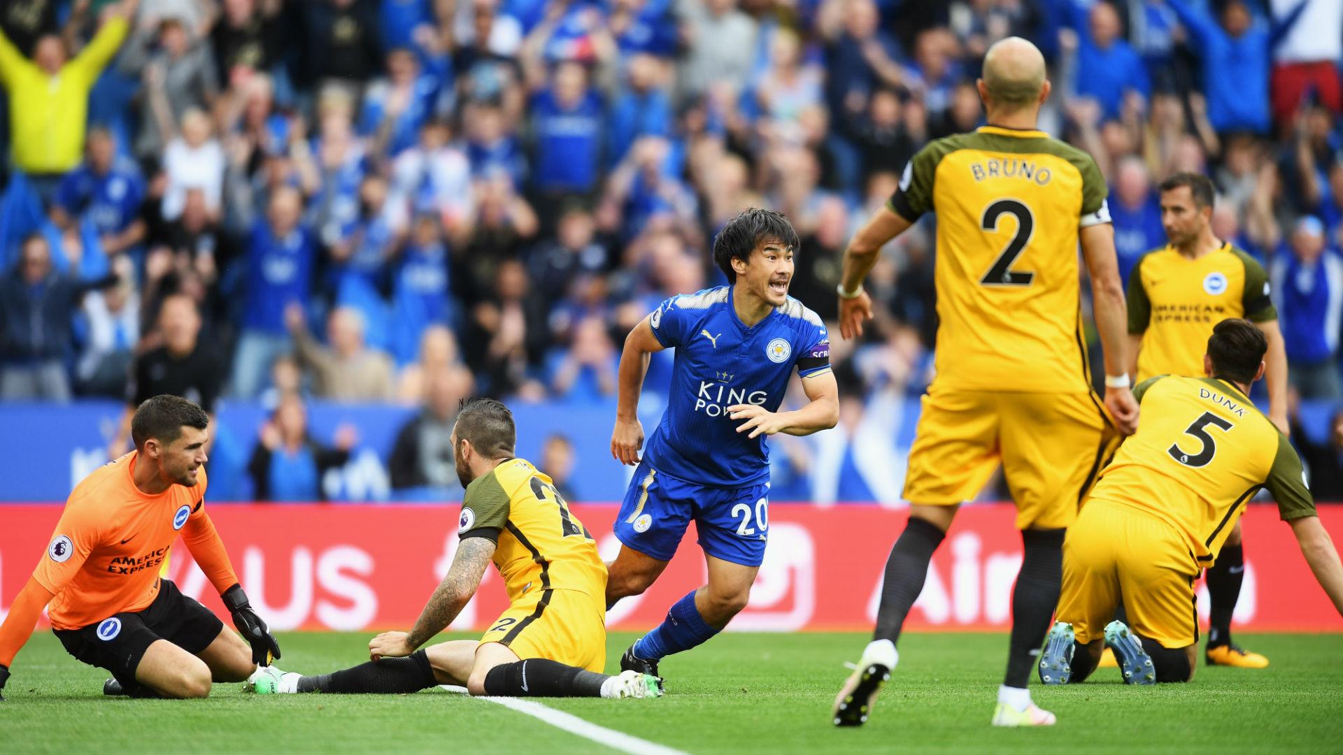 Leicester City Vs Brighton And Hove Albion