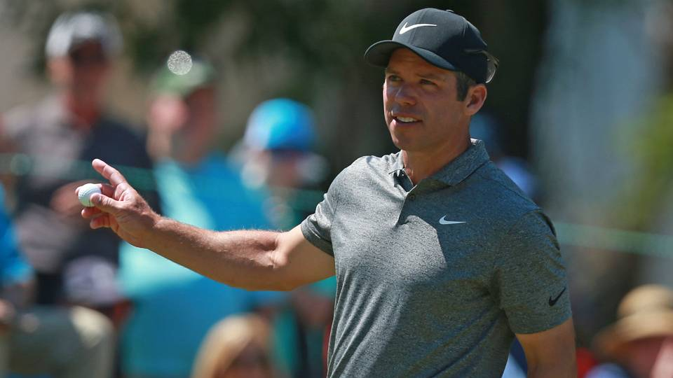 Valspar Championship: Paul Casey outlasts a hot Dustin Johnson in Round 3