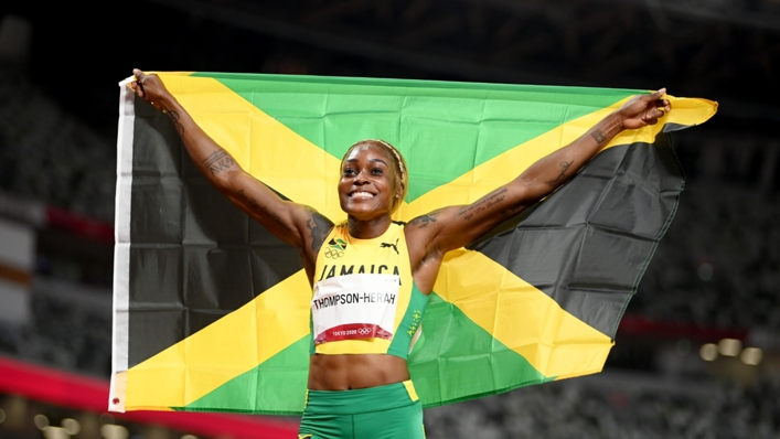 Elaine Thompson-Herah's journey started all over again at Tokyo 2020